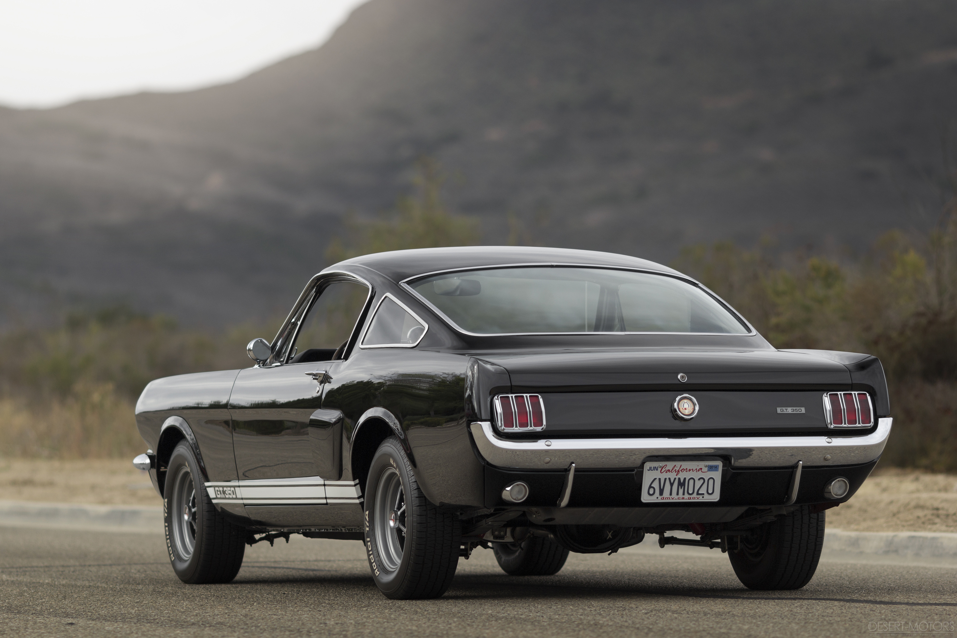 1966 Shelby Mustang GT350 | Desert-Motors.com