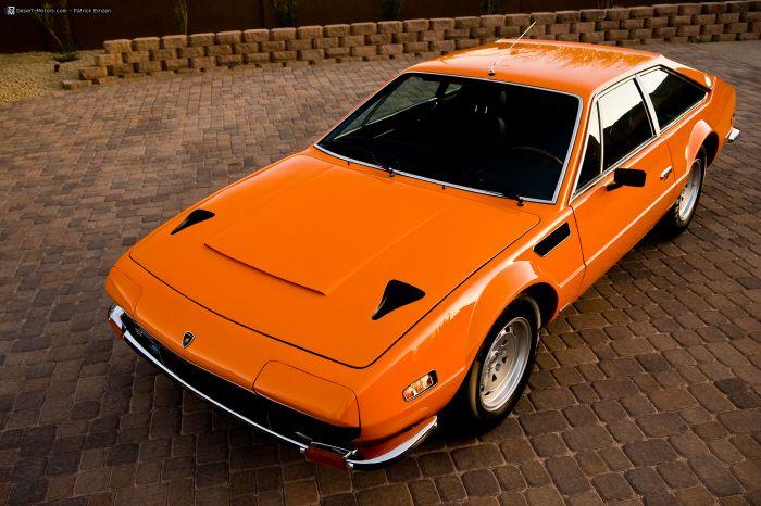 1973 Lamborghini Jarama Gts 1973 Lamborghini Jarama Gts Desert