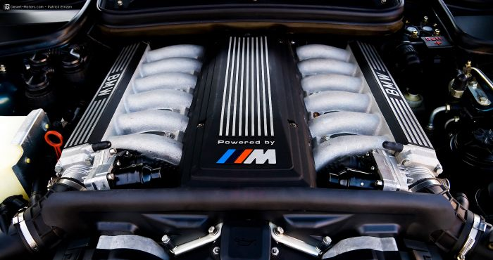 1994 Bmw 850csi Engine Bay
