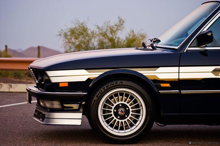 BMW Alpina B E Tribute BMW Alpina B E Tribute - Alpina motors